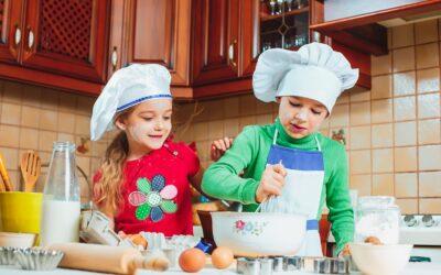 Bienvenidos a Cocina for Kids